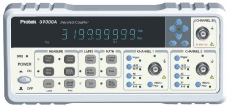 Universal Counter